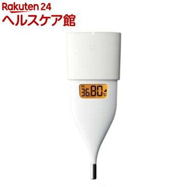 オムロン 婦人用電子体温計 ホワイト MC-652LC-W(1台)【送料無料】
