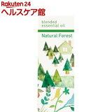 ブレンドエッセンシャルオイル ナチュラルフォレスト(30ml)【生活の木 エッセンシャルオイル】