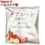 チアシード蒟蒻ゼリー発酵プラス カムカム味(10コ入)