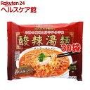 創健社 酸辣湯麺 サンラータンメン(111g*30袋セット)