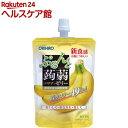 オリヒロ ぷるんと蒟蒻ゼリー スタンディング バナナ(130g*8コ入)【ぷるんと蒟蒻ゼリー】 その1