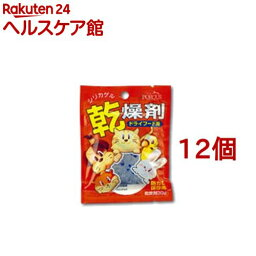 ドライフード用 乾燥剤(30g*12コセット)