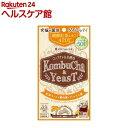 ミナミヘルシーフーズ コンブチャ&生酵母(60カプセル)【ミナミヘルシーフーズ】 1