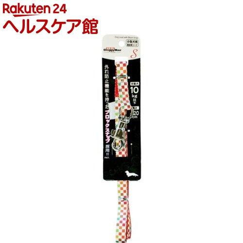 ドギーマン キューブドロップリード 15mm クリーム MD2604(1コ入)【ドギーマン(Doggy Man)】
