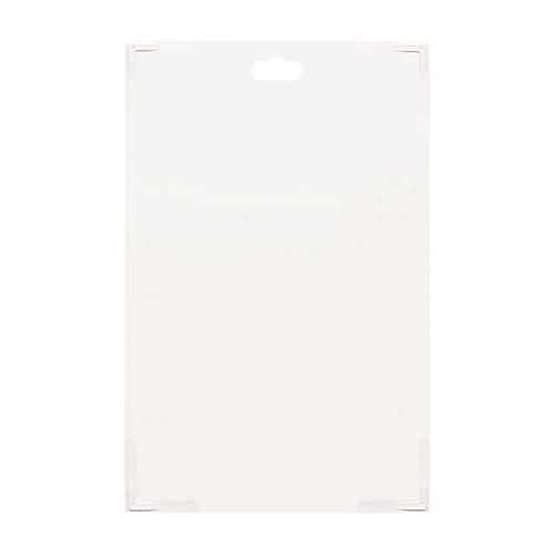 カラーフィッツ滑りにくいまな板抗菌・食洗対応ホワイトC-2891