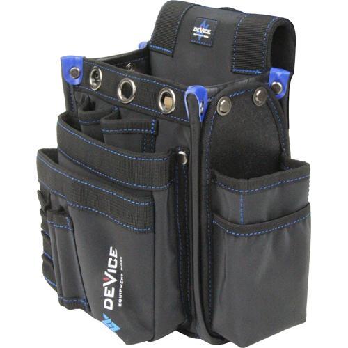 SK11腰袋3段サイドポケット付きDVC-KZ15