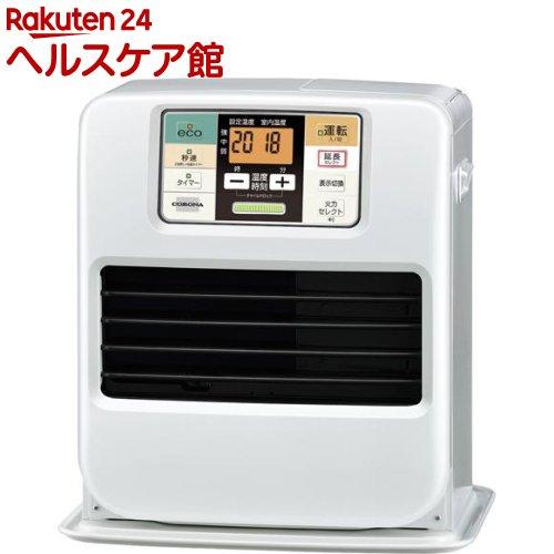 コロナ 石油ファンヒーター FH-SR3318Y-W(1台)【コロナ(CORONA )】