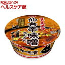 チャルメラどんぶり 仙台辛味噌ラーメン(12個入)【チャルメラ】