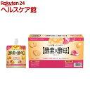 イースト&エンザイム ダイエットゼリー マンゴーピーチ味(150g*6袋)【メタボリック】