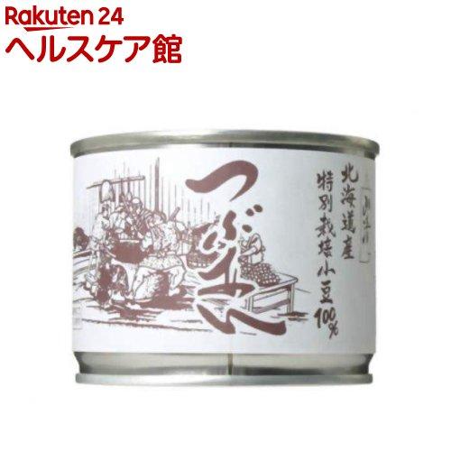 山清北海道産特別栽培小豆100%つぶあん缶