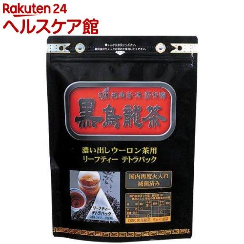 茶葉・ティーバッグ, 中国茶 OSK (5g18)