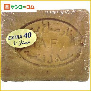 アレッポの石鹸 エキストラ40 約180g/アレッポの石鹸/オリーブ 石鹸/税抜1900円以上送料無料ア...