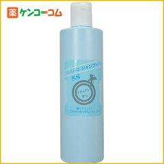 ねば塾 しらかばシャンプーSS 400ml(石鹸シャンプー)[ねば塾 石鹸シャンプー]【あす楽…