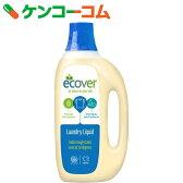 エコベール(Ecover) ランドリーリキッド(洗たく用液体洗剤) 1500ml+食器用洗剤ミニ[ケンコーコム Ecover(エコベール) 液体洗剤 衣類用]