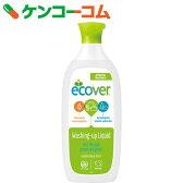 エコベール(Ecover) 食器用洗剤 レモン 500ml[Ecover(エコベール) 洗剤 食器用]【pad201706】