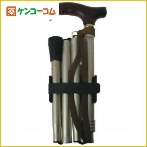 アルミ製 4つ折伸縮ステッキ ささえ V4402/ささえ/杖(ステッキ)/送料無料アルミ製 4つ折伸縮ス...