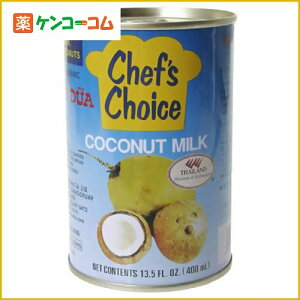 ユウキ食品 ココナッツミルク 缶 400ml/ユウキ食品(youki)/ココナッツミルク/税抜1900円以上送...