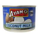アヤム ココナッツミルク 140ml/アヤム(AYAM)/ココナッツミルク/税込980以上送料無料アヤム ...