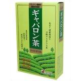 「OSK ギャバロン茶 ティーバッグ 4g*32袋」γ-アミノ酢酸を豊富に含むお茶。カフェインを抑...