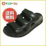 ドクターダリウス DD101 ブラック M[ドクターダリウス 健康サンダル(男性用)]【】