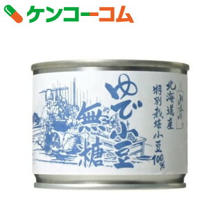山清北海道産特別栽培小豆100%ゆで小豆無糖缶180g