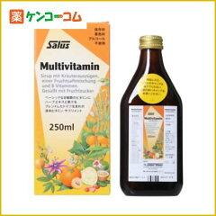 サルス マルチビタミン 250ml/Salus(サルス)/マルチビタミン/送料無料サルス マルチビタミン 25...