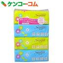サラサ ソフトパックティッシュ 200組入×4パック[ケンコーコム サラサ(sarasa) ティッシュペーパー]【rank】