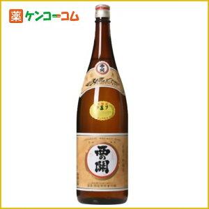 西の関 手造り本醸造 1.8L/西の関/本醸造酒/送料無料西の関 手造り本醸造 1.8L[西の関 本醸造酒...