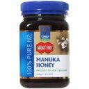 【送料無料】「マヌカハニーMGO100+ 500g」ニュージーランドに自生するマヌカの蜜腺のんかで自...