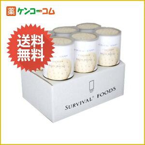 サバイバルフーズ クラッカー(大缶6缶入 60食相当)[サバイバルフーズ 非常食 保存食 防災…