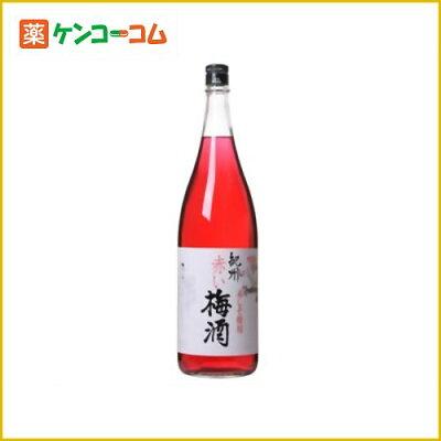 紀州 赤い梅酒 1.8L/中野BC/リキュール/送料無料紀州 赤い梅酒 1.8L[中野BC]