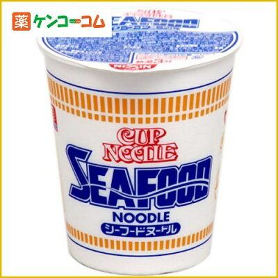 【ケース販売】日清 カップヌードル シーフードヌードル 75g×20個/カップヌードル/シーフード...