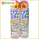 アース エアコン洗浄スプレー フローラルソープの香り 420ml×2本セット/アース エアコン洗浄ス...