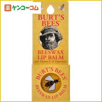 バーツビーズ ビーズワックスリップバーム(缶)8.5g(正規輸入品)/Burts Bees(バーツビーズ)/リッ...