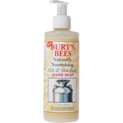 バーツビーズ ハンドソープ ミルク&シアバター222ml(正規輸入品)/Burts Bees(バーツビーズ)/ハ...