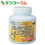 オリヒロ チュアブル ビタミン ミネラル