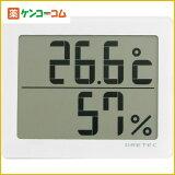 """""""數字濕度計白Doritekku O型226WT""""創造一個舒適的環境,有利于空氣的溫度和濕度的檢查評估。數碼濕度計白Doritekku O型226WT[ドリテック デジタル溫濕度計 ホワイト O-226WT[溫濕度計]【】]"""