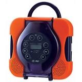ツインバード 防水CDプレーヤー CD ZABADY オレンジ AV-J165OR/TWINBIRD(ツインバード)/防水CD...