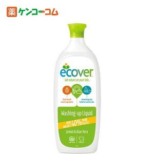 Ecover(エコベール) 食器用洗剤レモン 1000ml/Ecover(エコベール)/洗剤 食器用/税込\1980以上送...