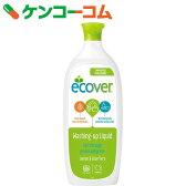 エコベール(Ecover) 食器用洗剤 レモン 1000ml[Ecover(エコベール) 洗剤 食器用]