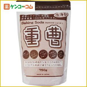 重曹 Baking Soda 750g/地の塩社/重曹/税込2052円以上送料無料重曹 Baking Soda 750g[【HLS_DU...