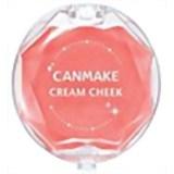 「CANMAKE(キャンメイク) クリームチーク 07 コーラルオレンジ」持っているだけで幸せ感溢れ...