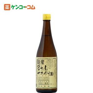 カホク 国産 菜たねサラダ畑(なたね油) 農薬不使用 650g[ケンコーコム カホク なたね油]【あす楽対応】