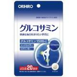 「オリヒロ グルコサミン 50g」10粒中グルコサミンを1500mg配合したサプリメントです。オリヒ...