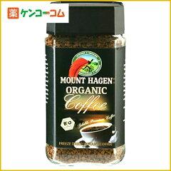 マウント ハーゲン オーガニック インスタントコーヒー 100g[マウント ハーゲン コーヒー(有機JAS)]【あす楽対応】