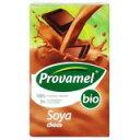 「プロヴァメル オーガニック チョコレート豆乳 250ml【駅伝_東京】」有機大豆とベルギーチョ...