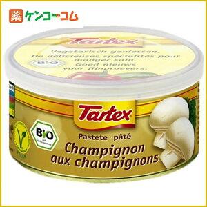 タルテックス オーガニック ベジタリアン パテ マッシュルーム 125g/タルテックス/スプレッド/...