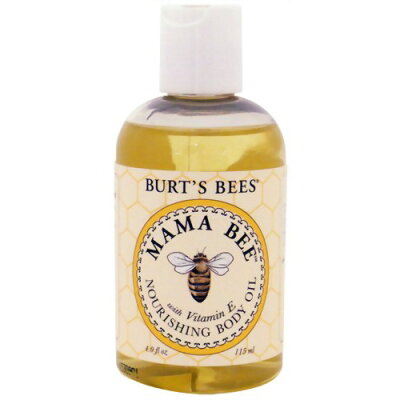バーツビーズ ママビー ボディオイル115ml(正規輸入品)/Burts Bees(バーツビーズ)/自然派 ボデ...