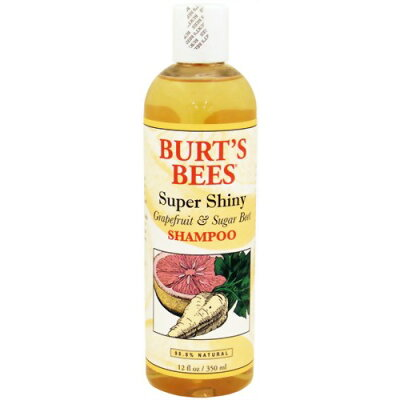 バーツビーズ シャンプー グレープフルーツ&シュガービート350ml(正規輸入品)/Burt's Bees(バー...