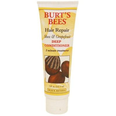 バーツビーズ ディープコンディショナー シア&グレープフルーツ147.5ml(正規輸入品)/Burts Bees...